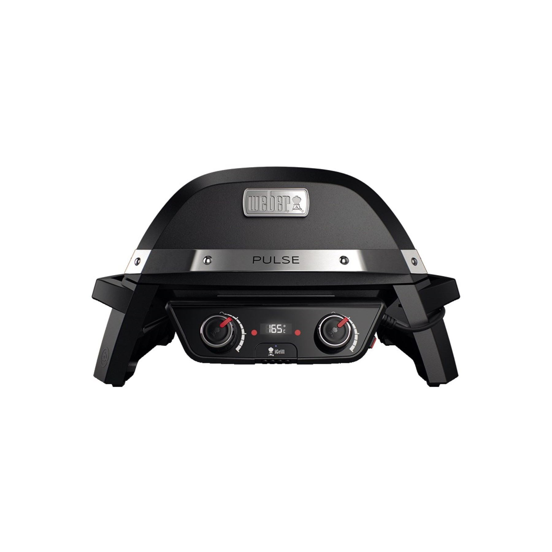 1239874 - Elektrogrill Pulse 2000, Black