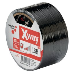 1069856 - X-WAY Band schwarz 10 mx50 mm
