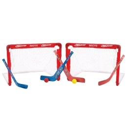 1233817 - Kinder Hockey-Set mit 2 Toren