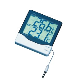 1070909 - Thermometer Max/Min digital 110x95x20mm SB