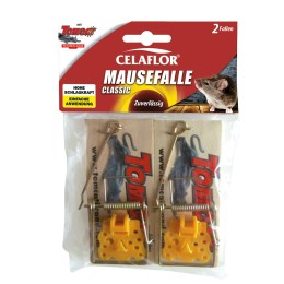 1228161 - Mausefalle Classic Holz 2 Stk./Pkg.