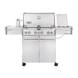 1216068 - Gasgrill Summit S-470 GBS Stainless Steel