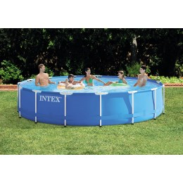 1250318 - Pool Set Frame Rondo DM 457x122cm