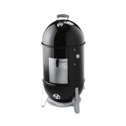 1206820 - Holzkohlegrill Smokey Mountain Cooker 47cm, Black