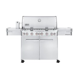 1216070 - Gasgrill Summit S-670 GBS Stainless Steel