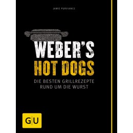 1220304 - Grillbuch Weber's Hot Dogs