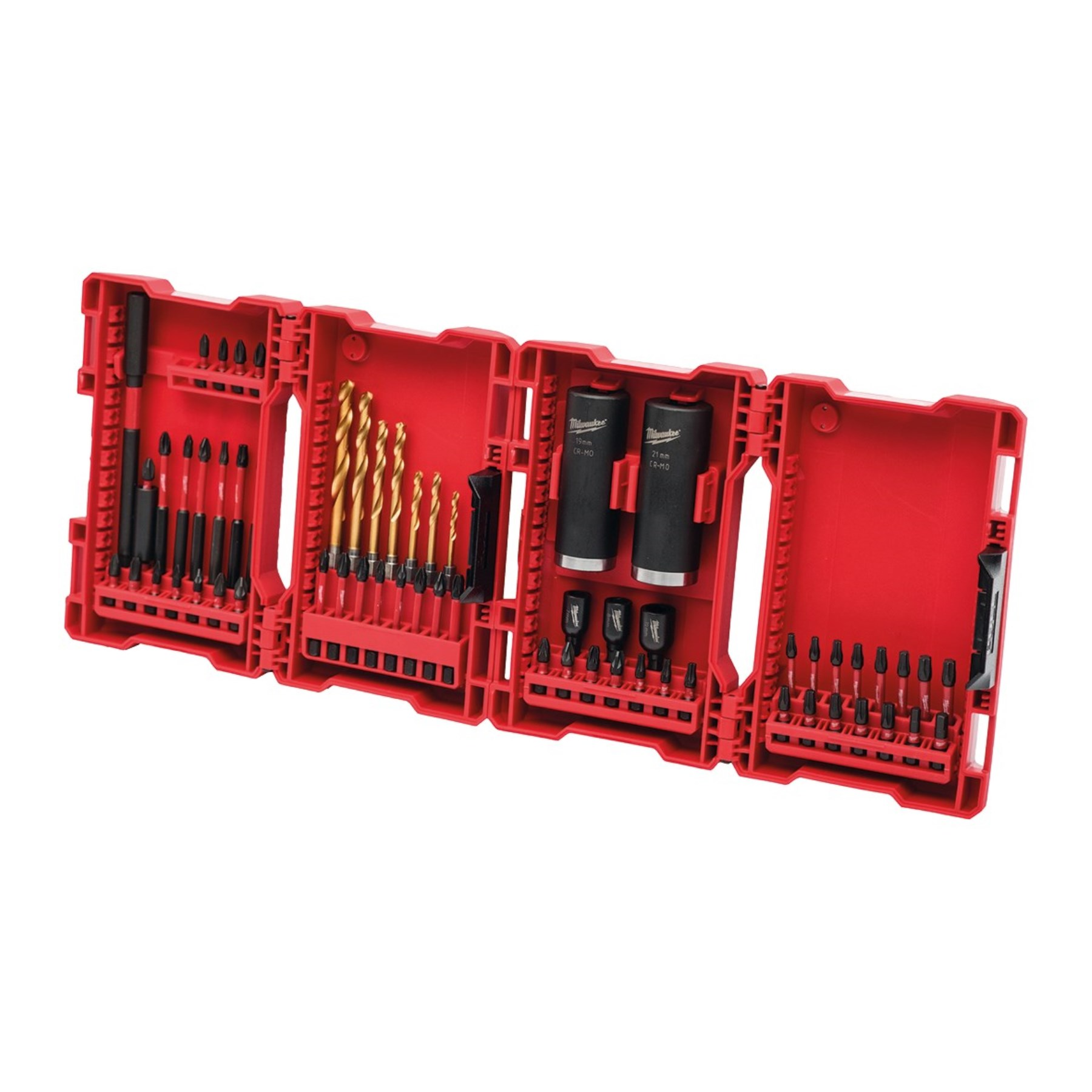 1252400 - Shockwave Bit Set 62tlg.