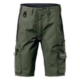 1252208 - Stretch Short Gr.46 army grün/schwarz