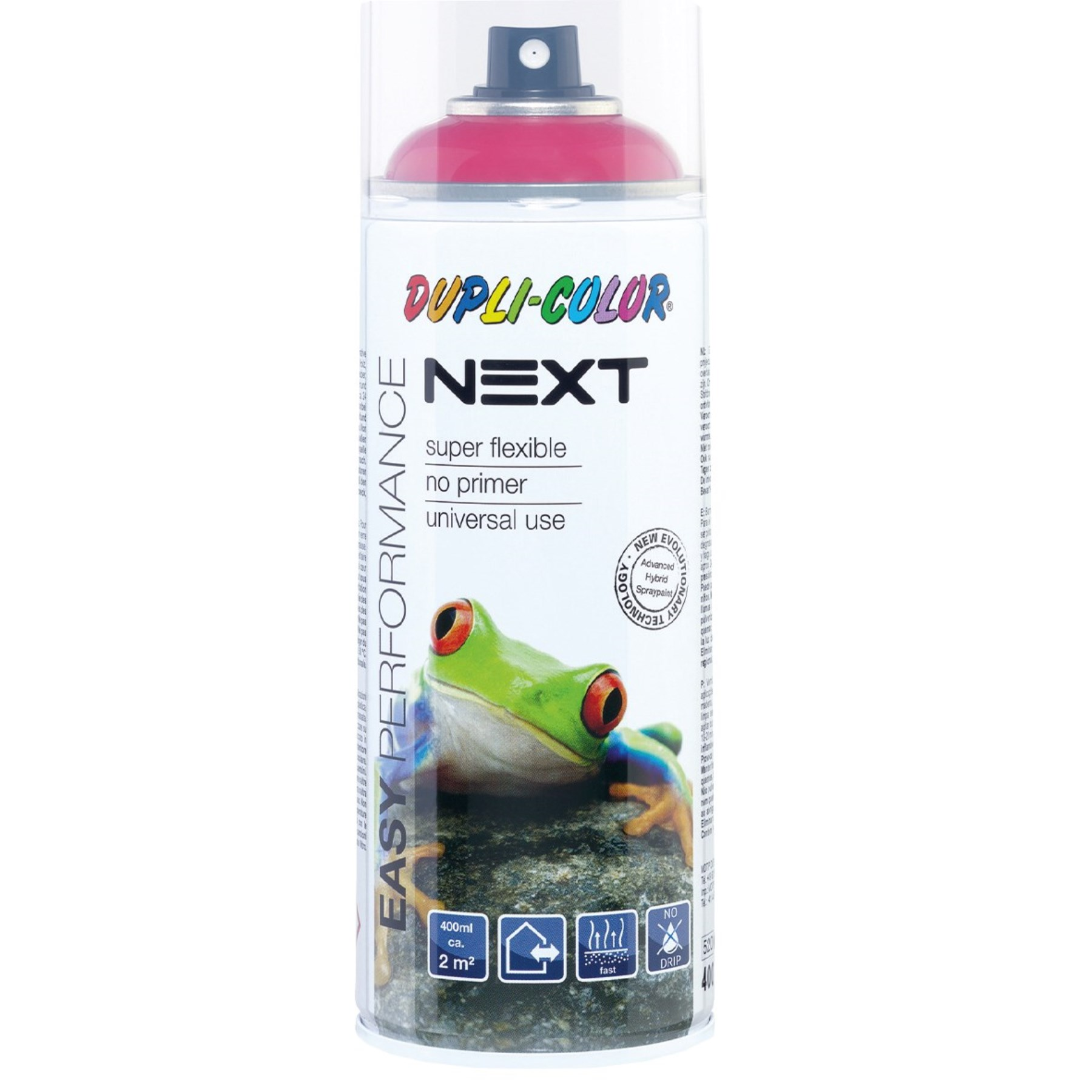 1253842 - NEXT Lackspray RAL 7035 400ml lichtgrau glz.