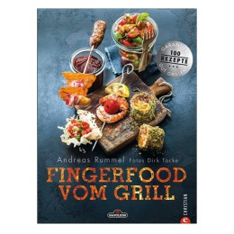 1252501 - Buch Napoleon Fingerfood vom Grill