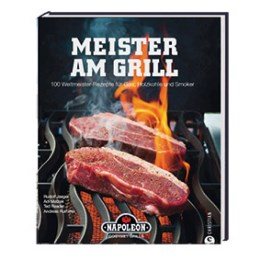1252502 - Buch Napoleon Meister am Grill
