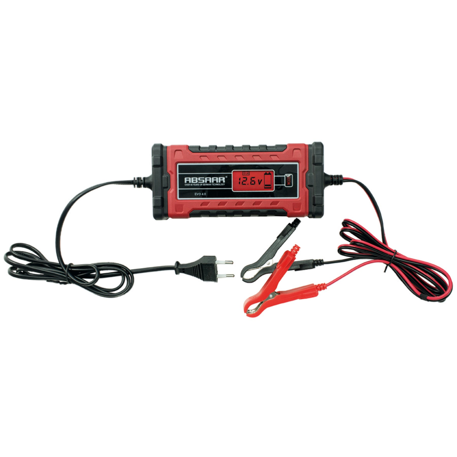 Absaar Batterieladegerät EVO 612V 4.0, 4A (1261186) LET'S
