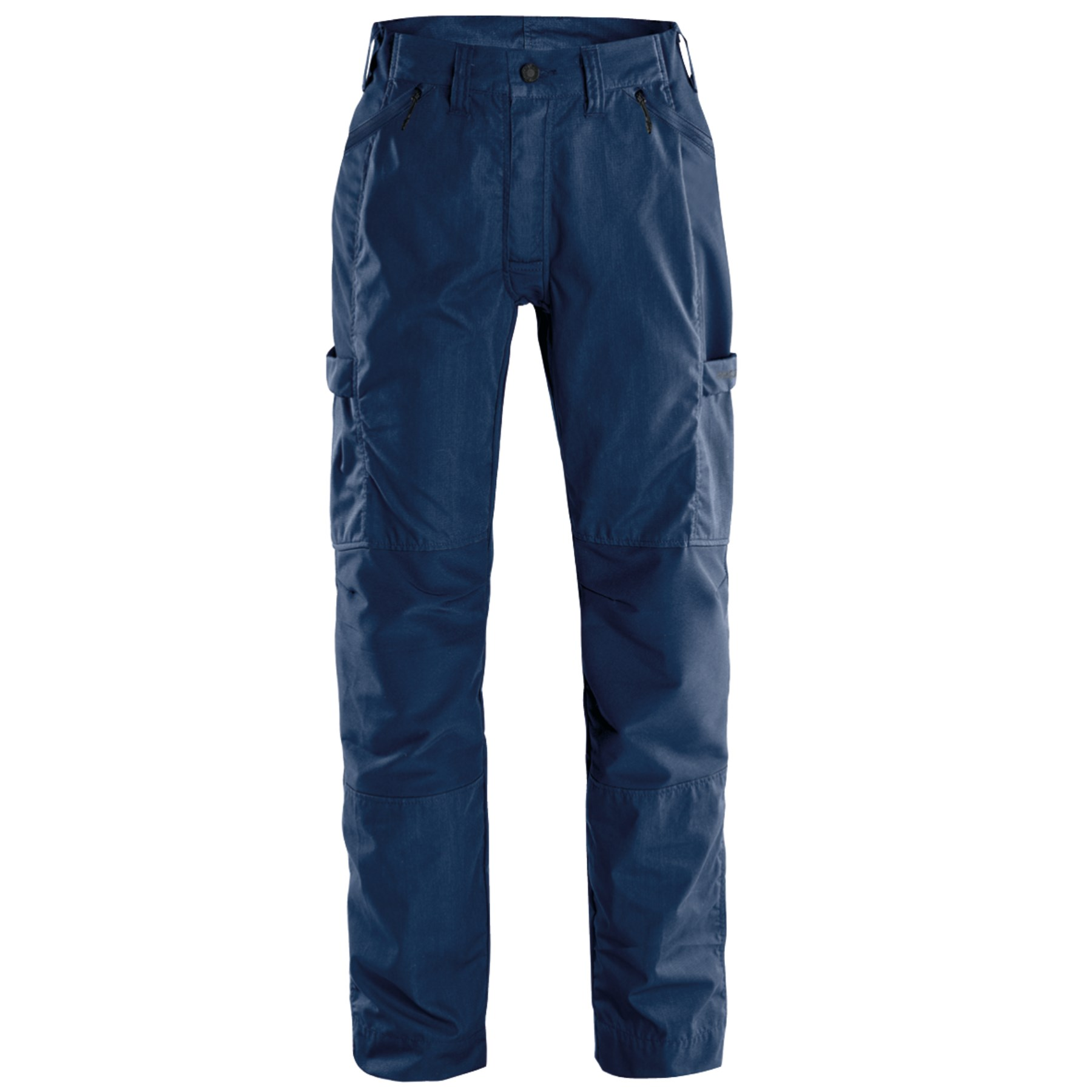 1262671 - Damen Stretch Hose Gr.34 dunkelblau