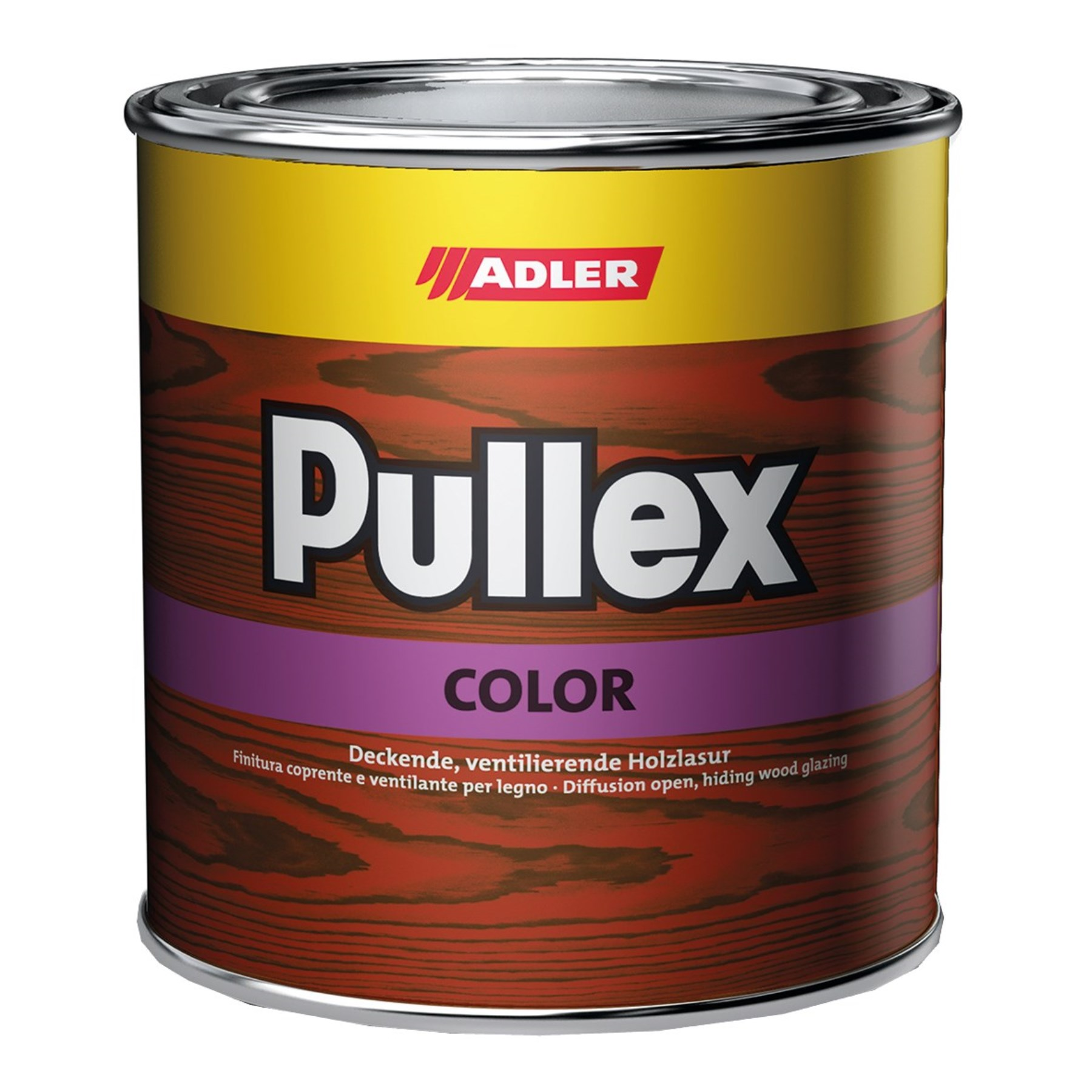 1132268 - Pullex Color rot 2,5L Basis zum Tönen