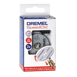 1170534 - Dremel Speed Clic Starter Set