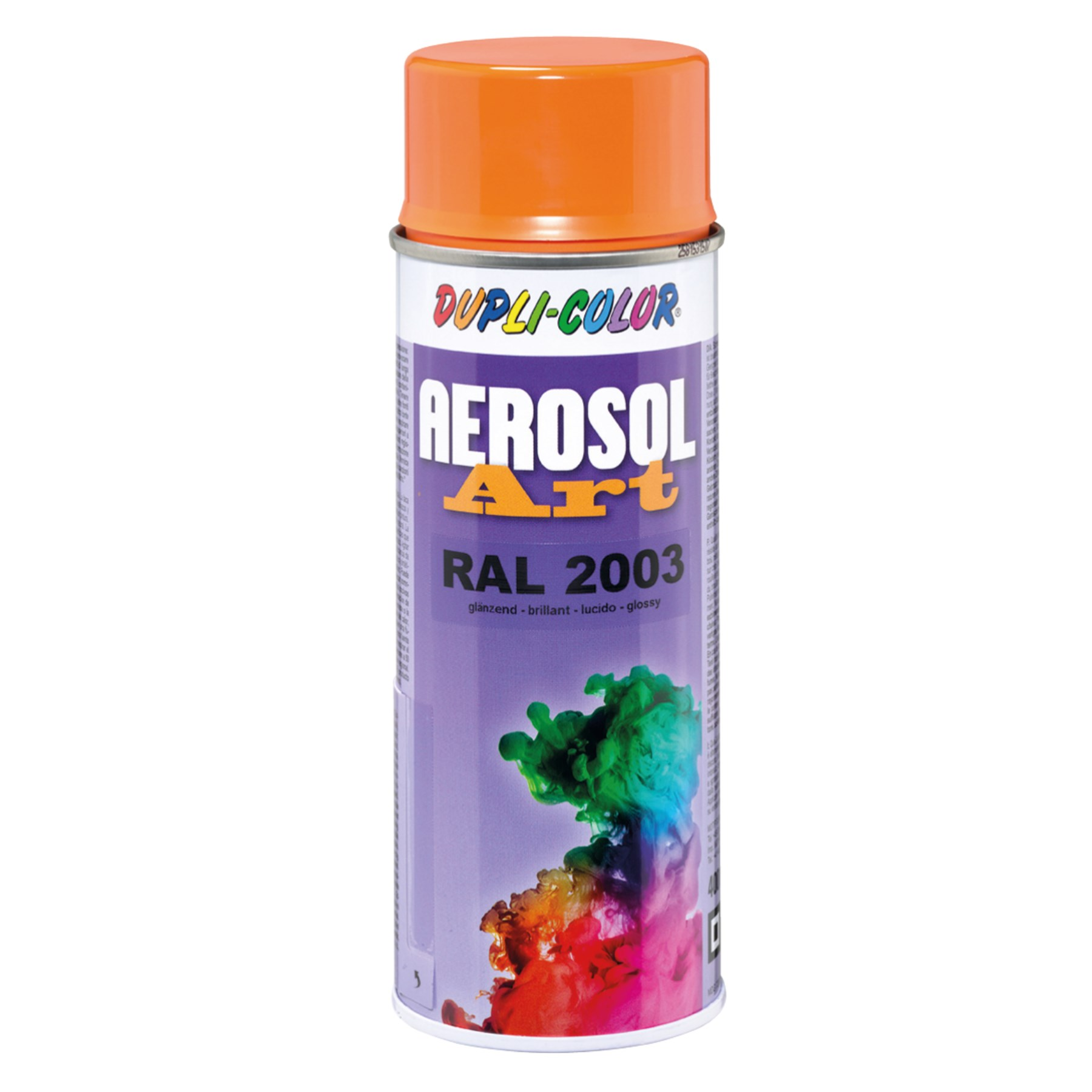 1172249 - Lackspray RAL 9001 glz.400ml Aerosol Art