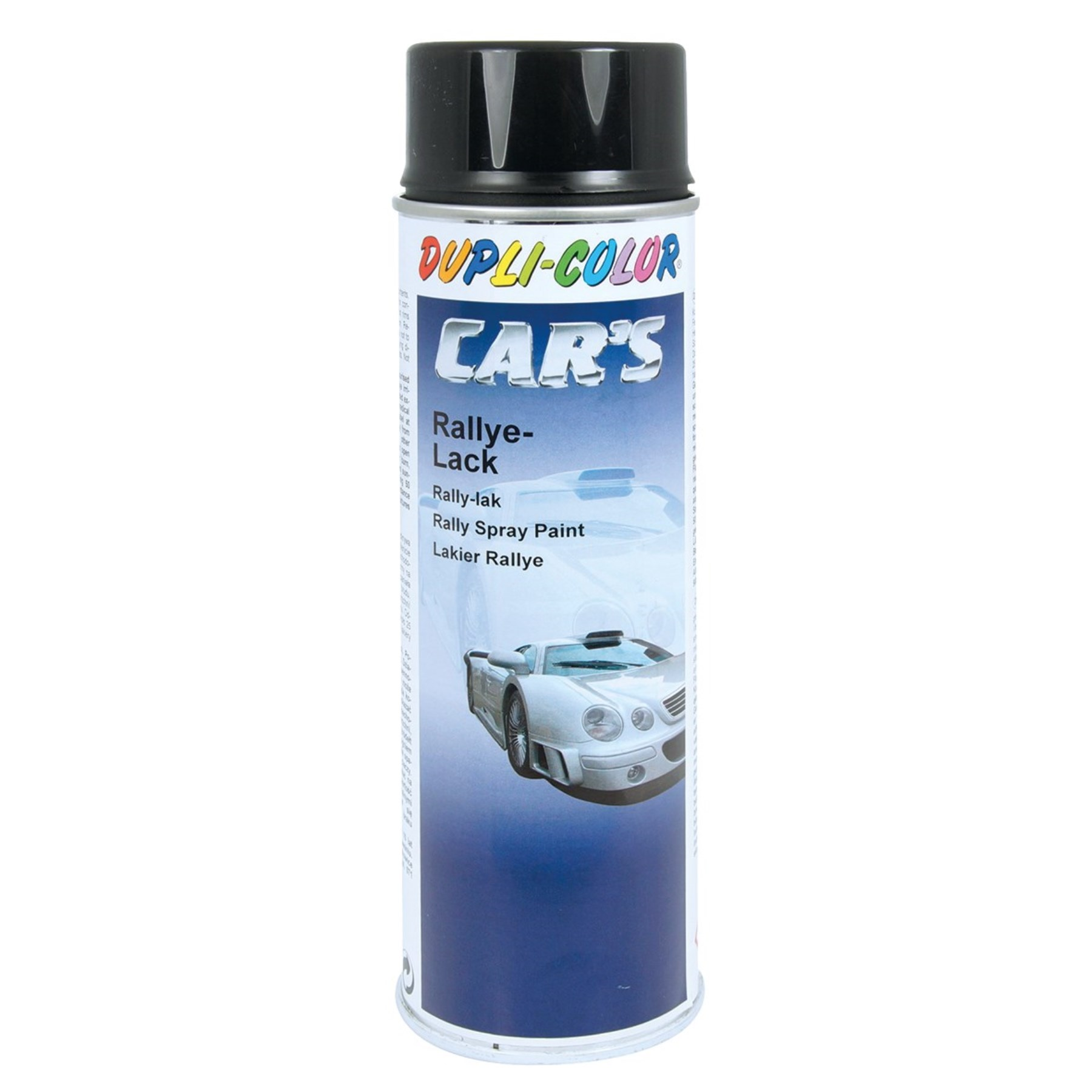 1172282 - Lackspray metal.schwarz 400ml Car`s