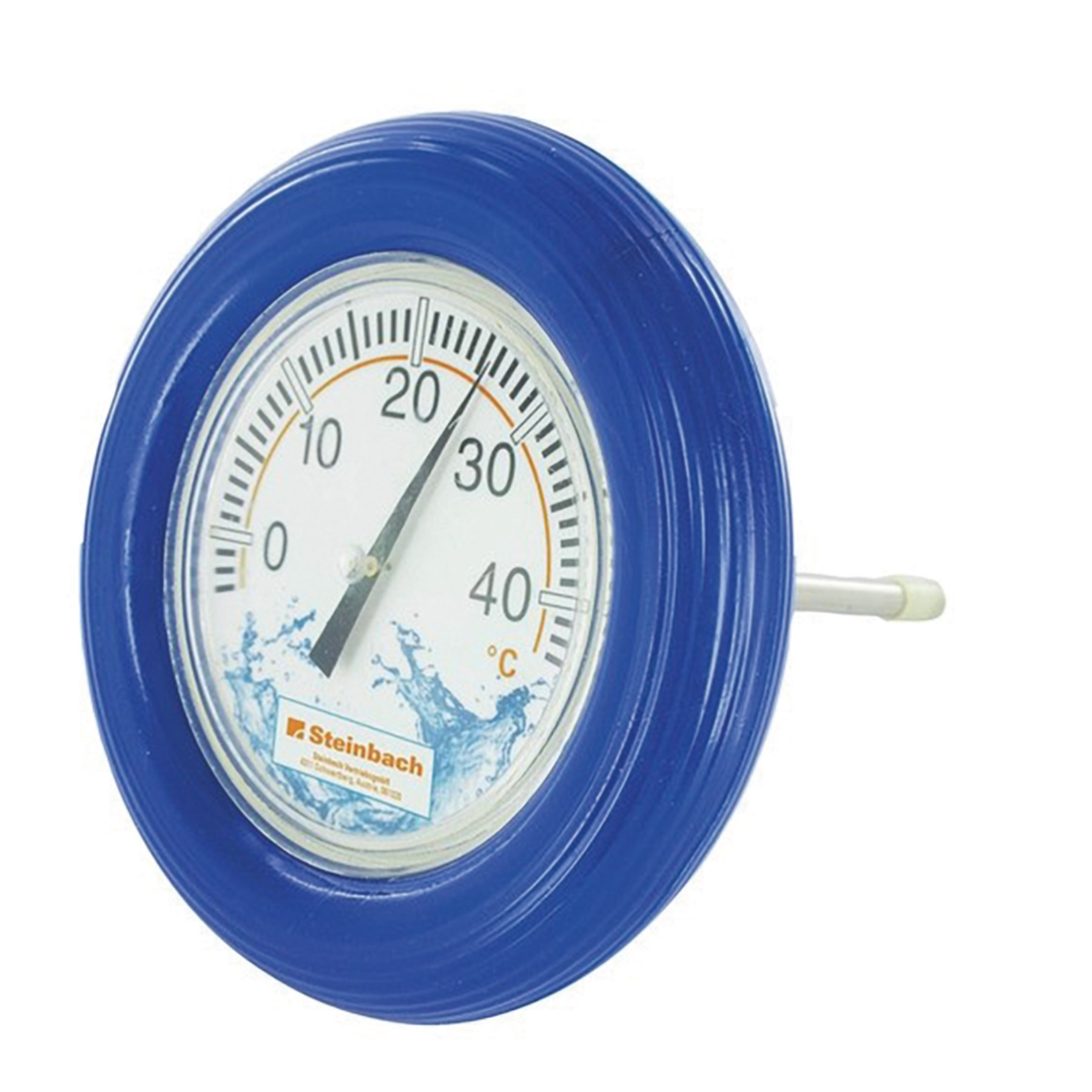 1184861 - Thermometer mit Schwimmring