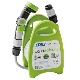 1259272 - Schlauchhalter-Set Aquabalcony Lime