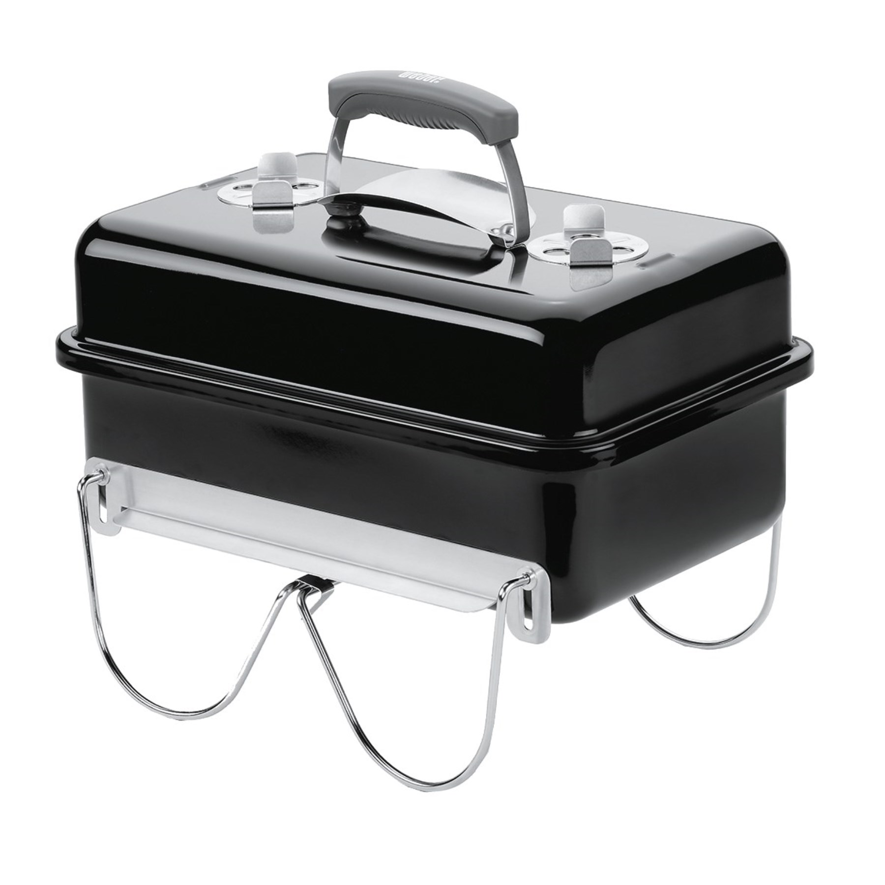 1214986 - Holzkohlegrill Go-Anywhere 42x26 cm, Black