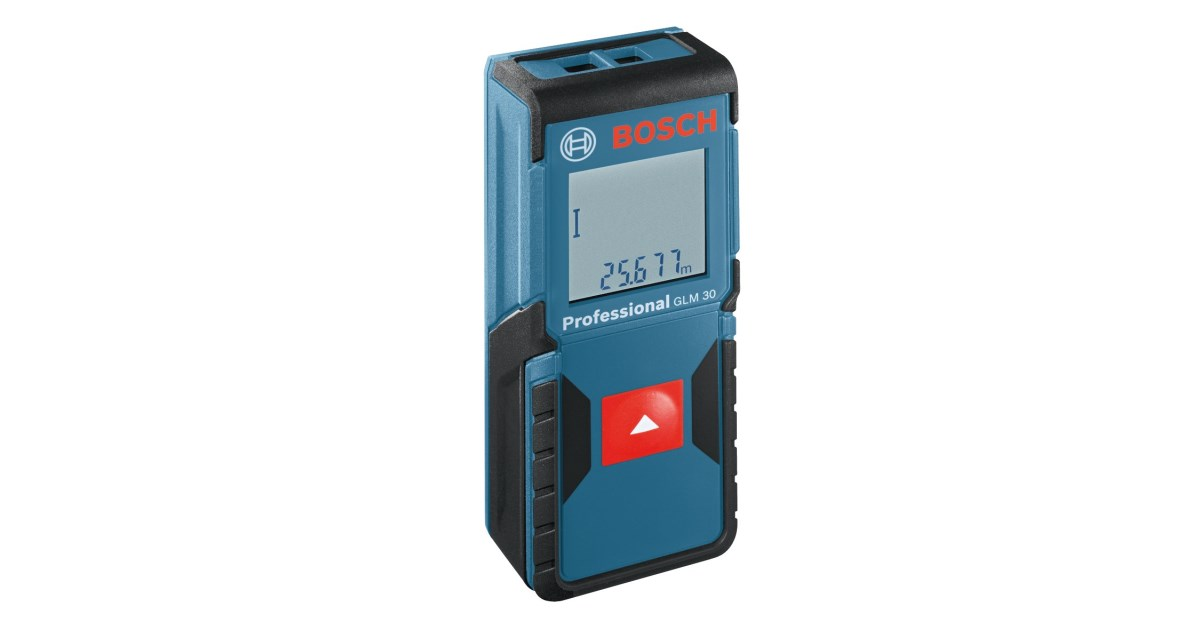 Infrarot Entfernungsmesser Funktionsweise : Laser entfernungsmesser glm 30 1220206 lets doit starke