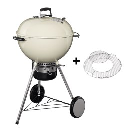 1220270 - Holzkohlegrill Master Touch GBS, 57 cm, ivory