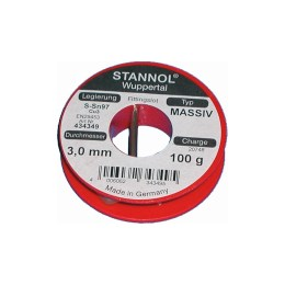 1032964 - Fittingslot 97% Sn DM 3,0mm 100g