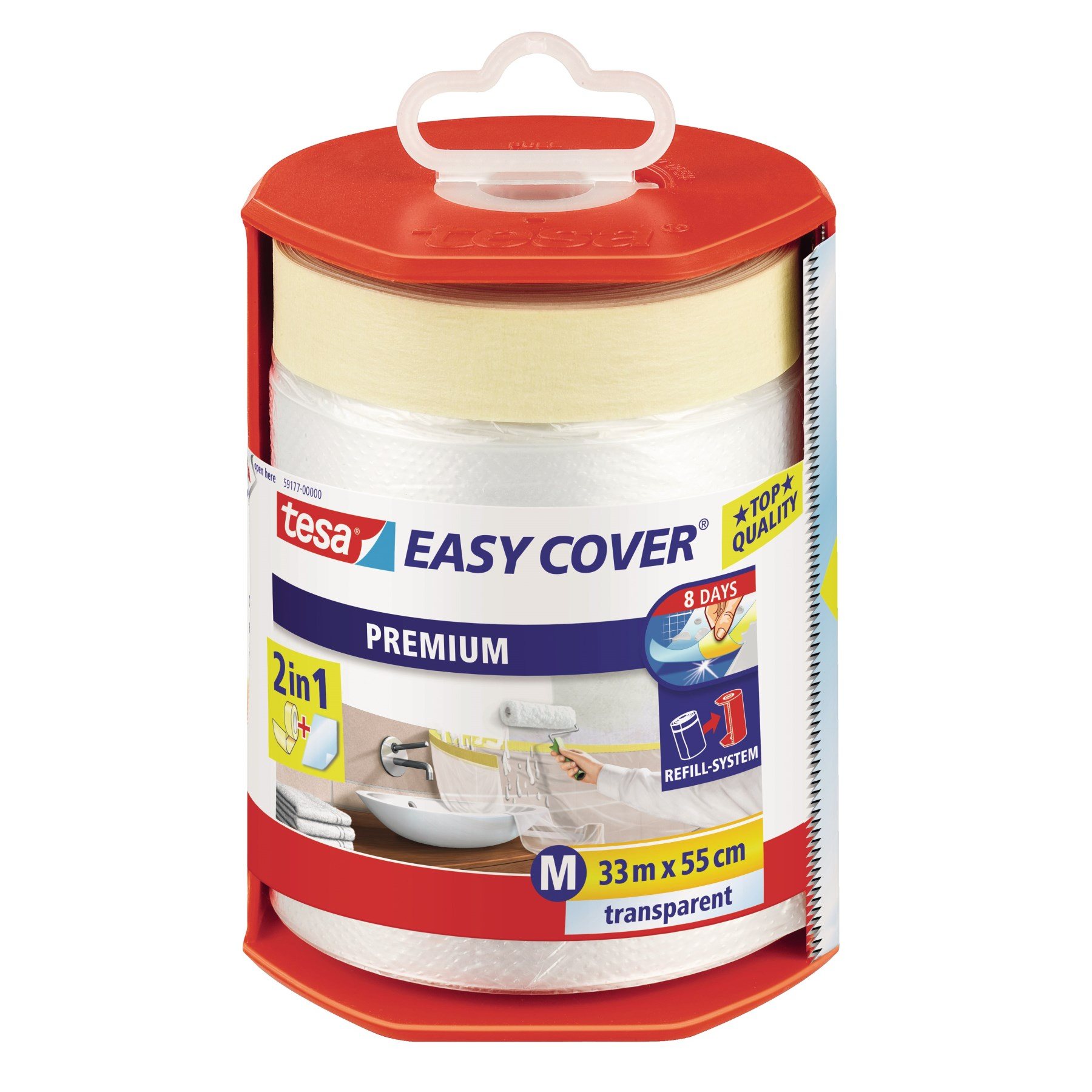 1223541 - Easy Cover Premiumfolie Abroll 33mx0,55m