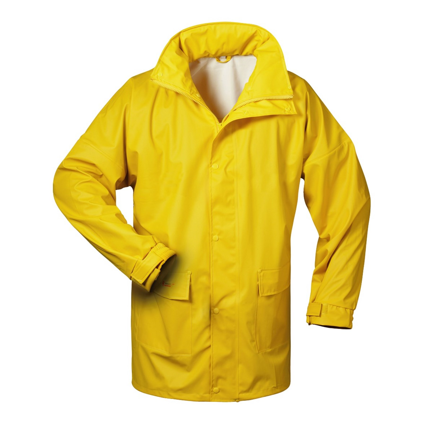 1223589 - Regenjacke PU-Stretch