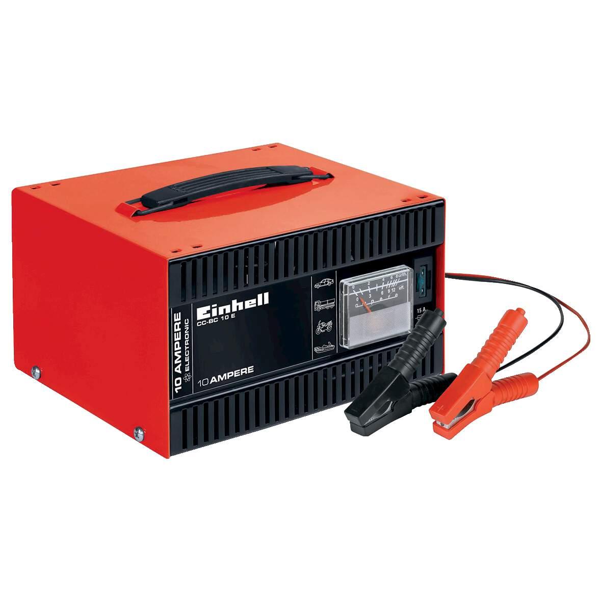 Einhell Batterieladegerät CC BC 10 E (1231183) LET'S DOIT
