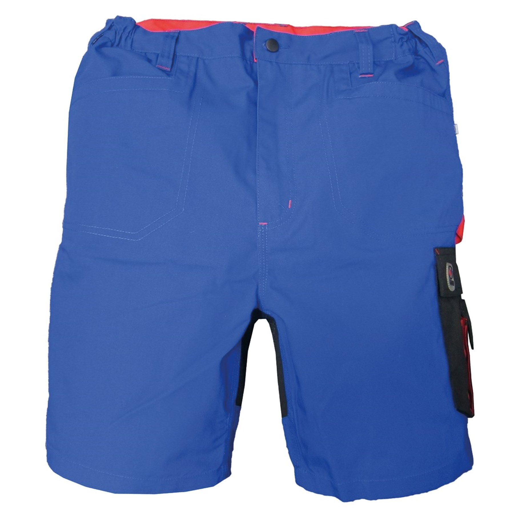 1234345 - Short royal/rot